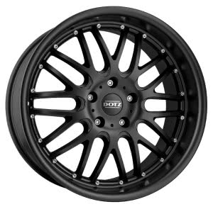 Диски R18 Dotz Mugello 9x18 5x112 ET35 D70.1 Black/polished