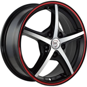 Диски NZ Wheels SH667